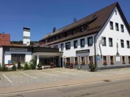 Hotel Kreuz, Hotel in Schwäbisch Gmünd