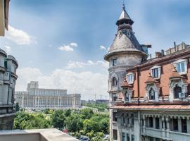 Volo Hotel, hotel near Gara de Nord Metro Station, Bucharest