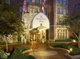 Henley Park Hotel, hotel near Walter E Washington Convention Center, Washington, D.C.