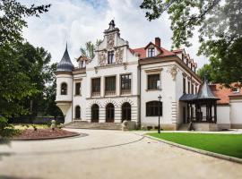 Pałac Polanka, hotel in Krosno