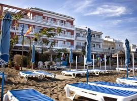 Hotel Mediterraneo Carihuela, hotel en Torremolinos
