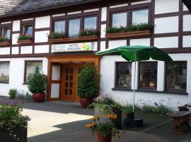 Gasthof Zwilling, Hotel in Schmallenberg