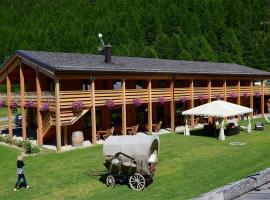La Tresenda Hotel and Mountain Farm, hotel in Livigno