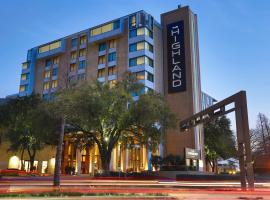 The Highland Dallas, Curio Collection by Hilton, boutique hotel in Dallas