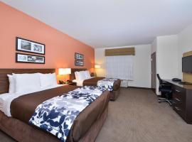 Sleep Inn & Suites Austin – Tech Center, hotel Antique Marketplace környékén Austinban