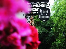 Hotel Montovani, hotel dicht bij: Lampenmuseum Lumina Domestica, Brugge