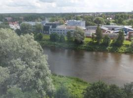 Dzīvoklis Gaujas ielas apartamenti Valmierā