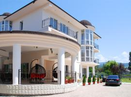 Aquarel Hotel, отель в городе Цандрыпш