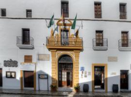 Tugasa Hotel Convento San Francisco, hotel en Vejer de la Frontera