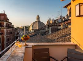 Rarity Suites, hotel near Piazza del Popolo, Rome