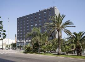 Barceló Valencia, отель в Валенсии