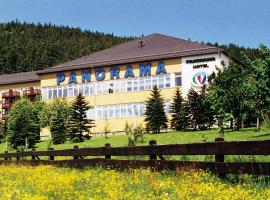 Panorama Hotel Oberwiesenthal, hotel near Skiareal Klinovec, Kurort Oberwiesenthal