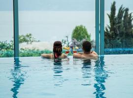Hotel & Spa Tino Sveti Stefan, hotel en Ohrid