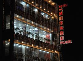 The Mirage Palace, hotel in Rohtak