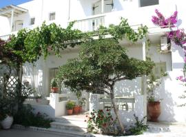 Korali Hotel and Apartments, hotel in Antiparos