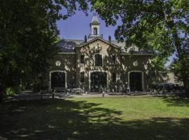 Landgoed Kasteel Oud-Poelgeest, hôtel à Oegstgeest près de: Naturalis