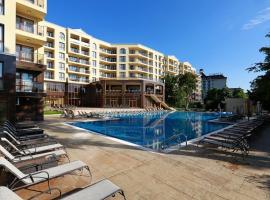 Апарт Хотел Голдън Лайн, хотел в Златни пясъци