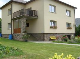 Apartment Vysocina, hotel poblíž významného místa Devět skal, Svratka