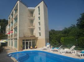 Хотел Парадайс, хотел близо до Лифт Аргищ, Златни пясъци