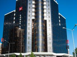 Ibis Nur-Sultan, hotel in Astana