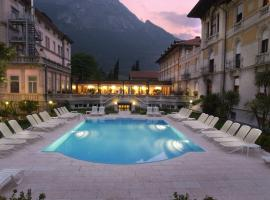 Grand Hotel Liberty, hotel in Riva del Garda