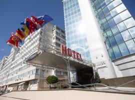 Jumbo Hotel, hotel din Chişinău