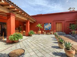 Hotel La Casona de Tita, отель в городе Оахака-де-Хуарес