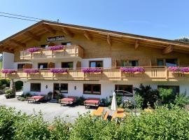 Pension Aloisia, hotel near Brandstadl, Scheffau am Wilden Kaiser