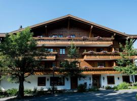 Garni Hotel des Alpes by Bruno Kernen, Hotel in Gstaad