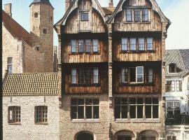 Relais Bourgondisch Cruyce, A Luxe Worldwide Hotel, hotel near Bruges City Theater, Bruges