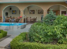 Гостевой Дом Лили, отель в городе Мацеста, рядом находится Агурские водопады
