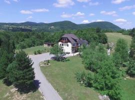 Apartments Sven, hotel near Plitvice Lakes National Park - Entrance 1, Rastovača