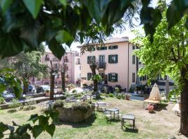 Hotel Fabbrini, hotel in Abbadia San Salvatore