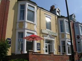 Aald Northville, guest house in Whitley Bay