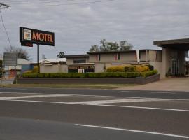 Warwick Motor Inn, hotel in Warwick