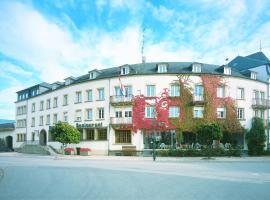 Hotel Kinnen, Hotel in Berdorf