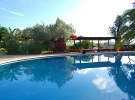 Hotel Rural Cas Pla, hotel in Sant Miquel de Balansat