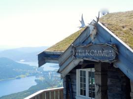 Norefjellhytta Restaurant & Overnatting, inn in Noresund