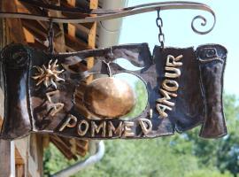 La Pomme d'Amour, B&B in Honfleur