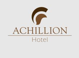 Achillion Hotel Piraeus, hotel in Piraeus