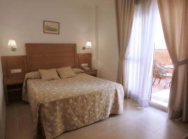 Hotel Goartín, hotel dicht bij: haven van Benalmadena, Málaga