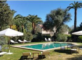 Casa Viña de Alcántara, hotel a Jerez de la Frontera