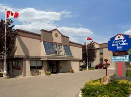 Canadas Best Value Inn Toronto, мотел в Торонто