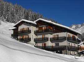 Meublè Rosalpina, hotel poblíž významného místa Monte Sponda, Valdidentro
