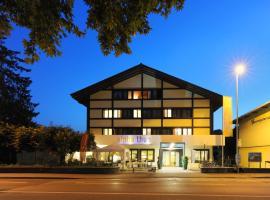 Hotel Alpha Thun, hotel in Thun