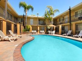 Del Sol Inn Anaheim, hotel u blizini znamenitosti 'Disneyland' u Anaheimu