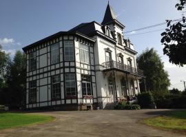 Le studio de la Villa Madeleine, hotel near Royal Golf des Fagnes, Spa
