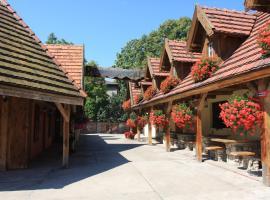 Hotel Restauracja Pustelnik – hotel w pobliżu miejsca Wyciąg narciarski Dębowiec w mieście Wisła Mała
