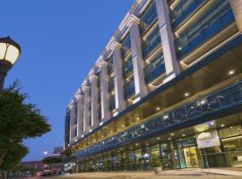 Hotel Kaptan, отель в городе Аланья, рядом находится Alanya Municipality