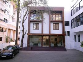 Hotel Ketan, hotel en Pune